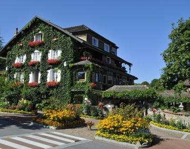 Bienvenue sur le nouveau site de La Verniaz Hôtel